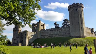 26May15 - Warwick Castle