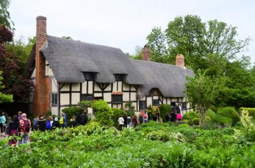 27May15 - Stratford-upon-Avon, Shakespeare properties