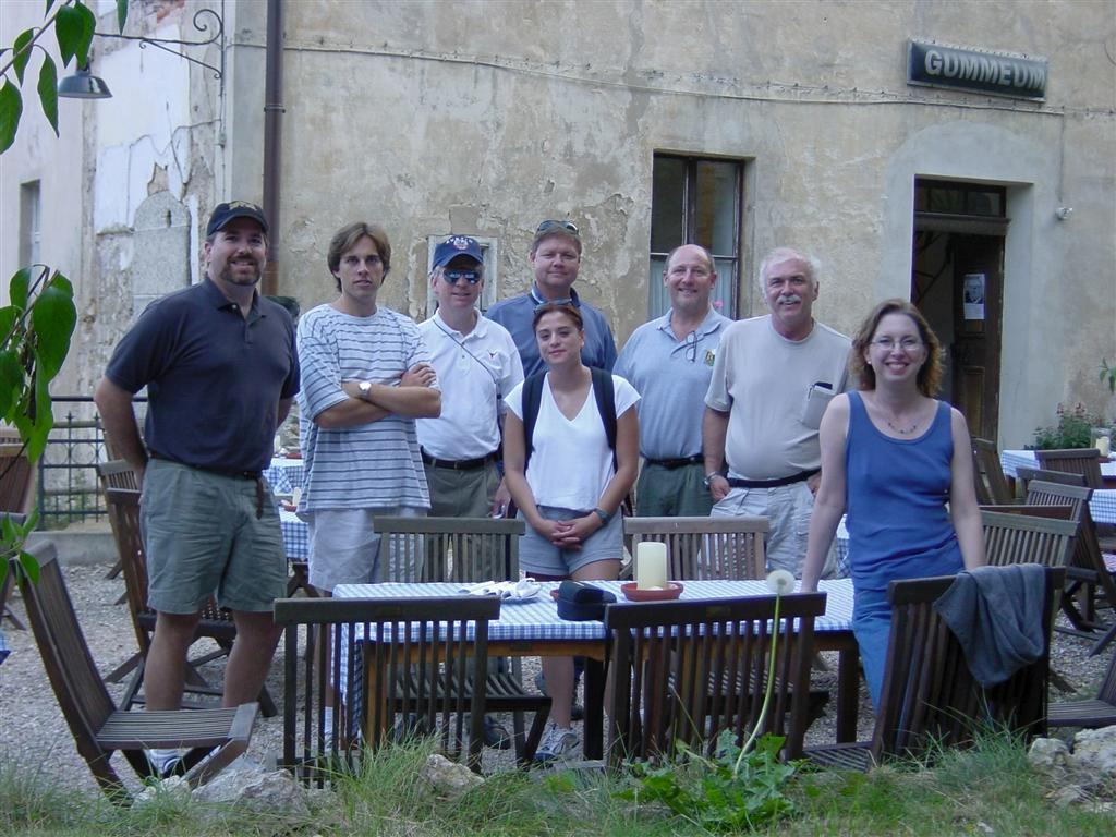 group-shot-before-dinner-at-palmie-cafe