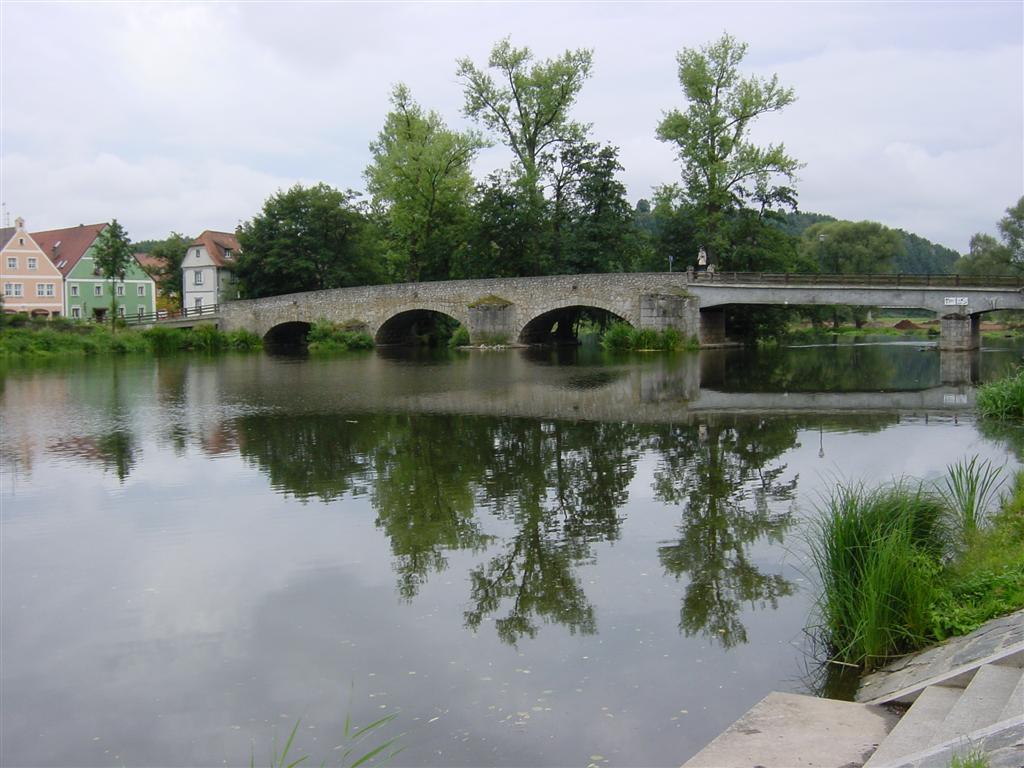 Bridge Across the River Naab