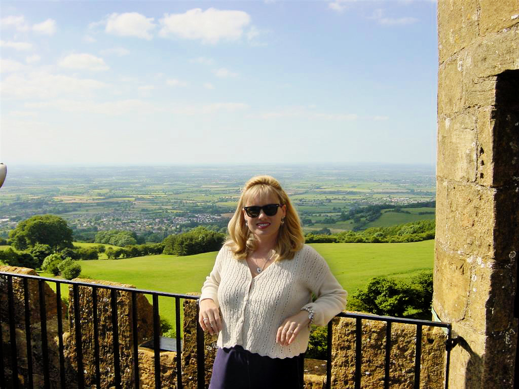 Kathy and the Cotswolds