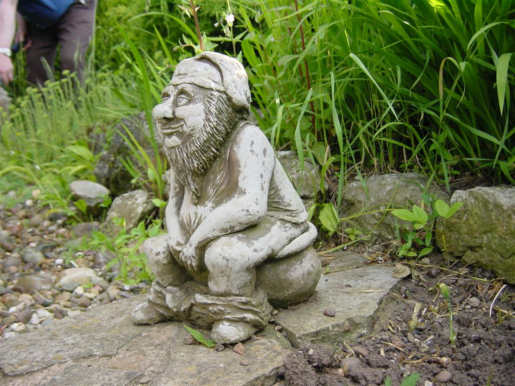 Crapping Gnome