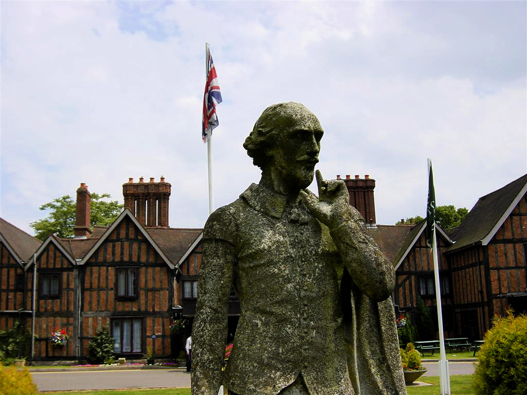 Shakespeare and Alveston Manor