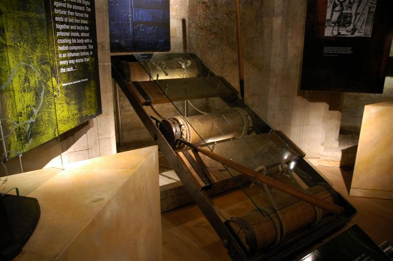 Tower of London - The Rack