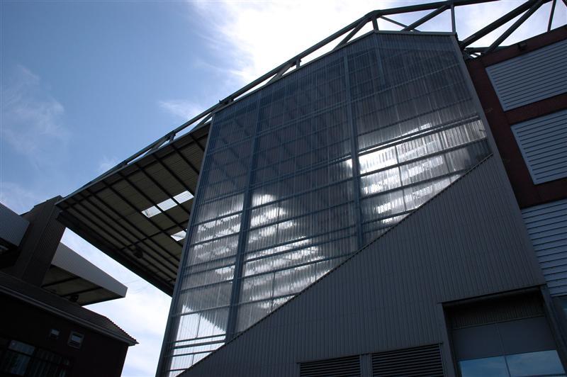 Villa Park stands