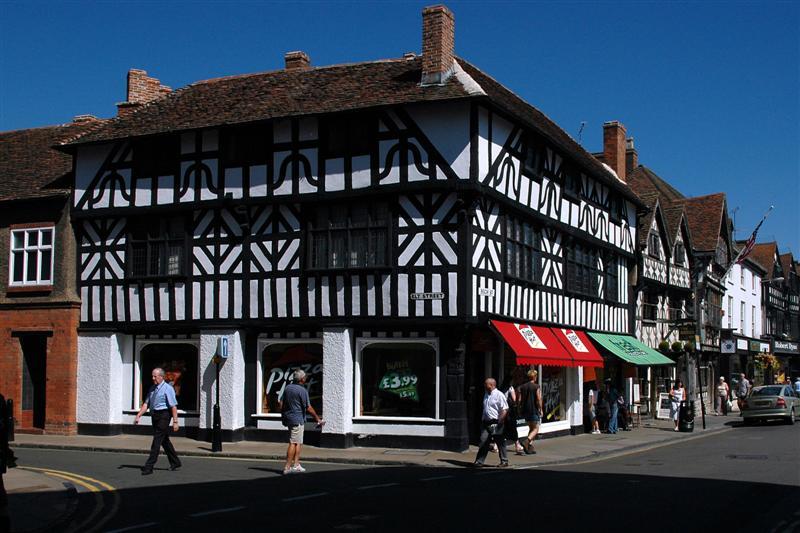 A Shakespearean's Hut