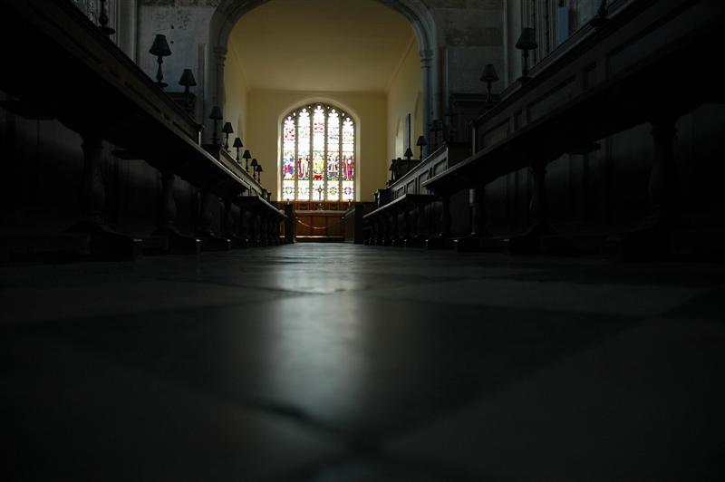 Guild Church interior