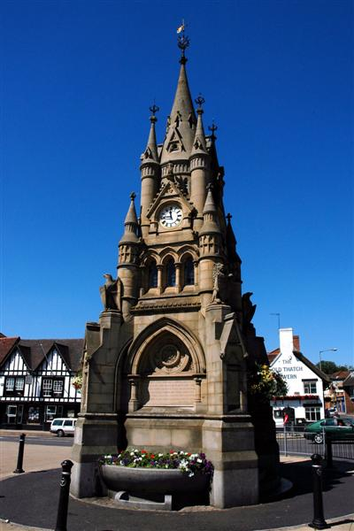 Stratford clock tower