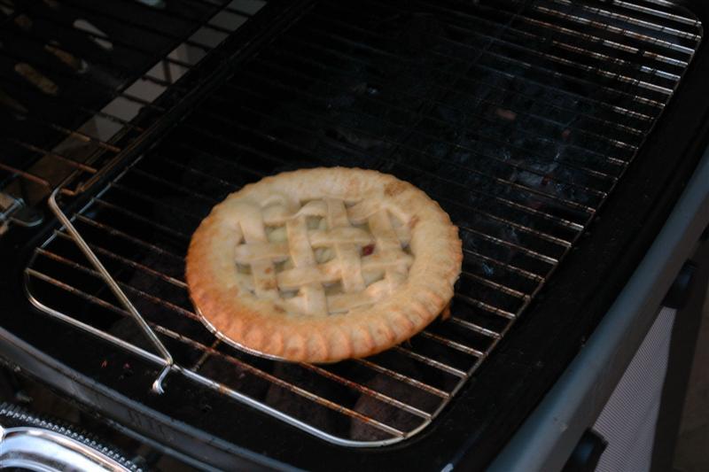 Grilled pie%21