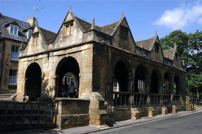 Chipping Campden - Market Hall (1)
