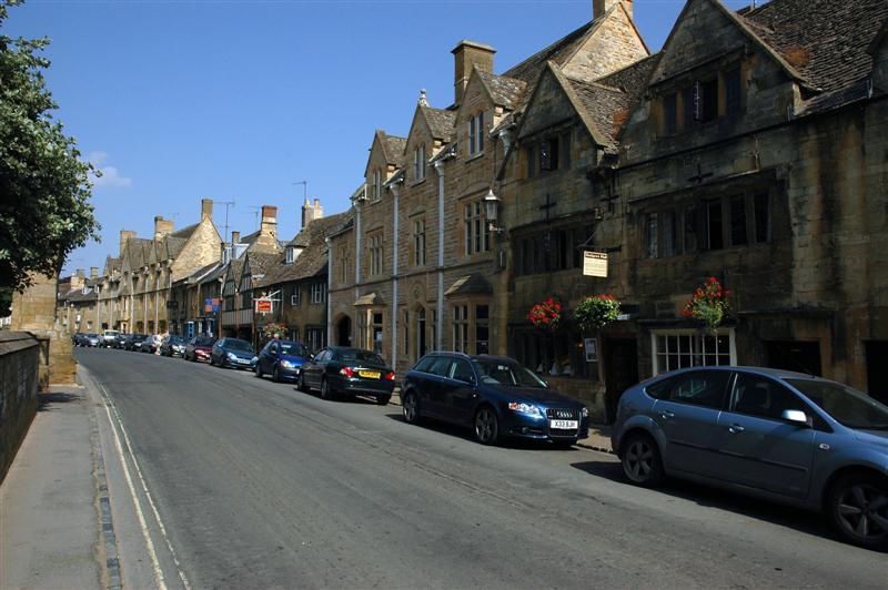 Chipping Campden - high street
