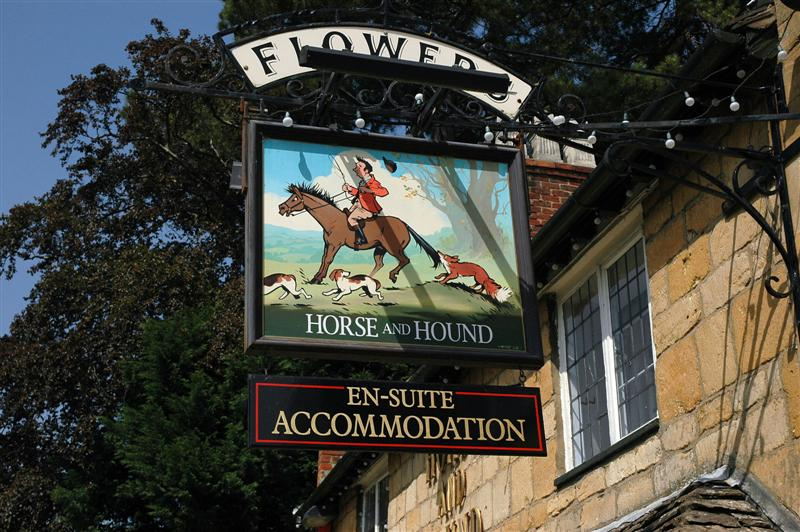 The Horse and Hound Pub