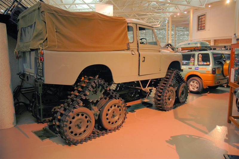 British Motor Heritage Centre (13)