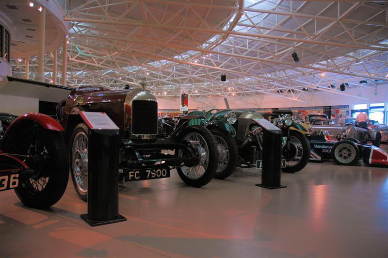 British Motor Heritage Centre (3)