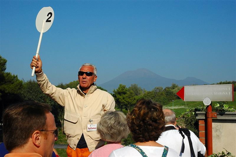 My Pompeii guide - Antonio