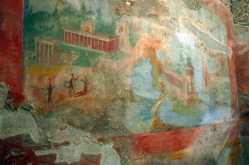 Pompeii - House of Fontana Piccola (3)