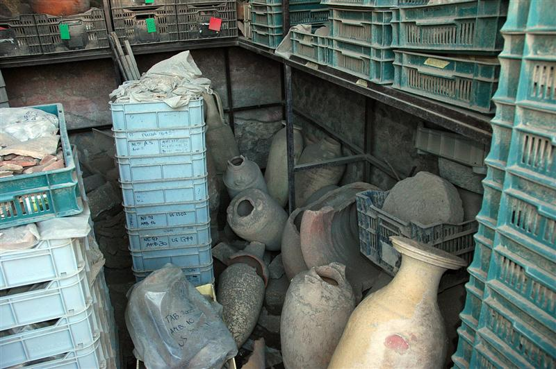 Random pottery