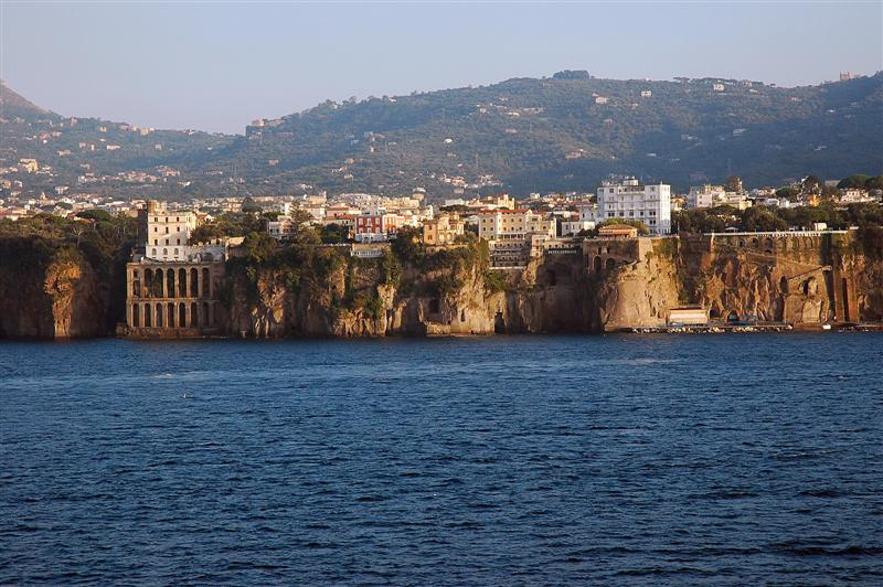 Sorrento from ship details