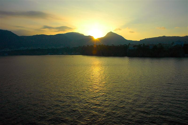 Sorrento sunrise