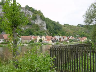 town-and-cliff
