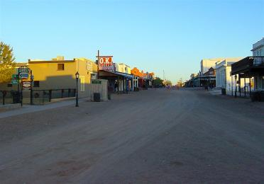 Downtown Tombstone
