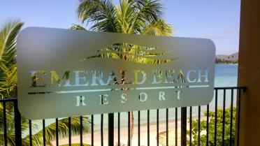 Emerald Beach Resort logo