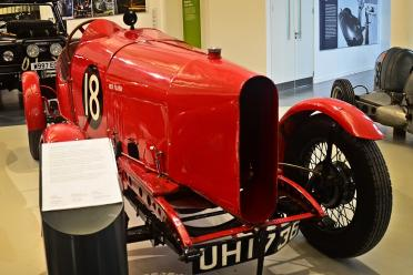 1925 Morris Oxford 'Red Flash' (1)