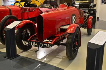1925 Morris Oxford 'Red Flash' (2)