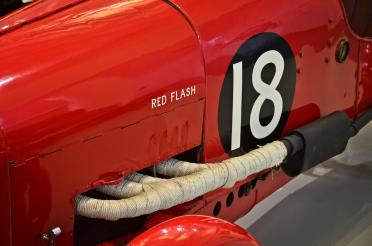 1925 Morris Oxford 'Red Flash' (3)