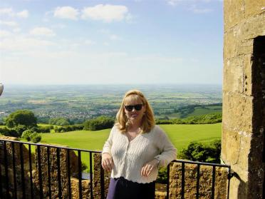Kathy and the Cotswolds (1)