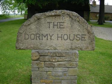 Dormy House sign