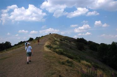 19 July 2006 - Hiking the Malverns