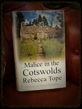 """Malice in the Cotswolds"" novel"