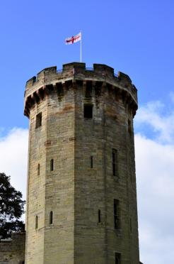 Warwick Castle - Guy's Tower 1