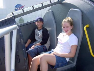 KSC VC - Andrew and Melanie in Gemini mockup