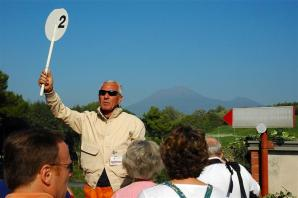 My Pompeii guide - Antonio