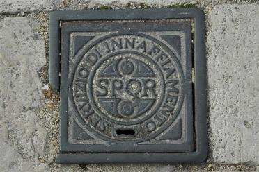 SPQR on the streets