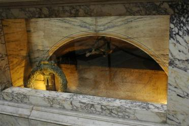 Raphael's tomb in Pantheon