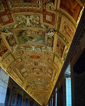 Painted ceiling details (4)