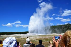 Day 5 - Old Faithful (25Jul12)