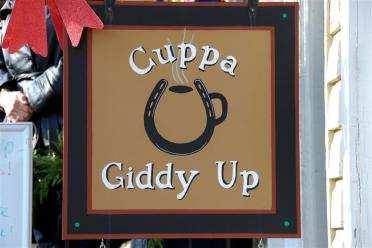 Cuppa Giddy Up