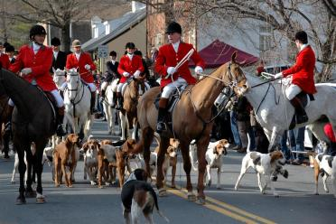 Middleburg Christmas Parade