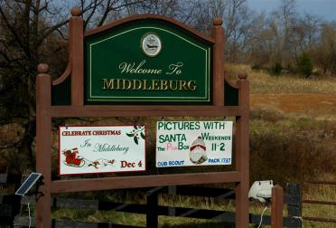 Welcome to Middleburg