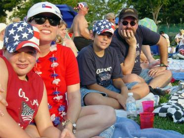 Capitol Fourth - the Balettie Bunch