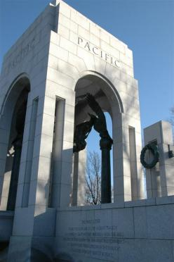 WWII Memorial - Pacific (2)