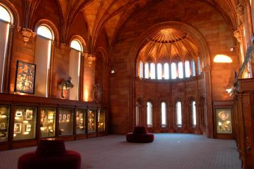 Interior of Smithsonian Castle (2)
